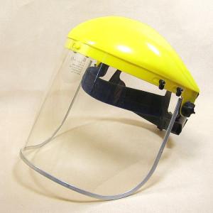 Gesichts Vollschutz-Schild Polycarbonat