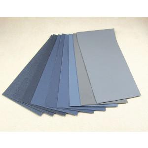 Micromesh® Schleifleinen Paket 9 K., ca. 80 x 150 mm