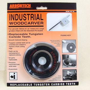 Arbortech Industrial-Woodcarver Hartmetall-Frässcheibe