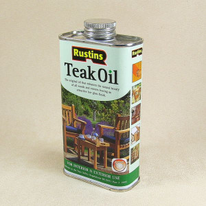 Rustin´s Teak Oil 250 ml