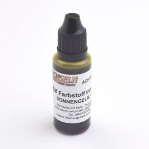 D&M Farbstoff transparent, sonnengelb, 20 ml