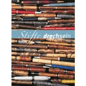 Stifte drechseln, Kip Christensen u. Rex Burningham