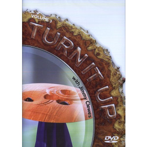 Turn it up Vol.3, Jimmy Clewes DVD englisch, ca. 120 Min.