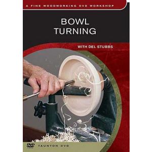 Bowl Turning, Del Stubbs DVD englisch, ca. 120 Min.