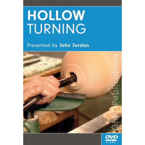 Hollow Turning, John Jordan DVD englisch, ca. 120 Min.