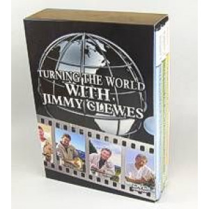 Turning the world DVD Box, Jimmy Clewes 3er Box DVD englisch, ca. 300 Min.