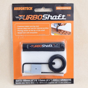 Arbortech Turbo-Shaft Fräswerkzeug