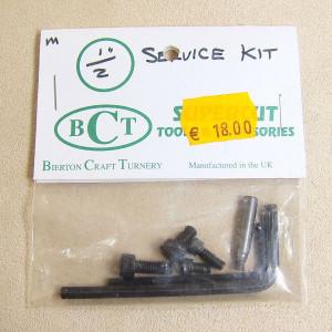 BCT Ersatzteilsatz 13 mm