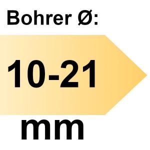 FAMAG Tiefenanschlag Führungsbuchse I-Ø 8mm einzeln, für Bohrer-Ø 10 - 21 mm