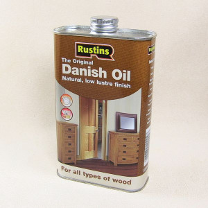 Rustin´s Danish Oil 1000 ml