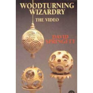 Woodturning Wizardry, VHS Video, 123 Min.