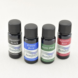 Beaufort Ink Tinten-Sortiment 2, 4x 10 ml