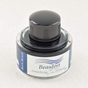 Beaufort Ink Tintenfass 45 ml, blue black