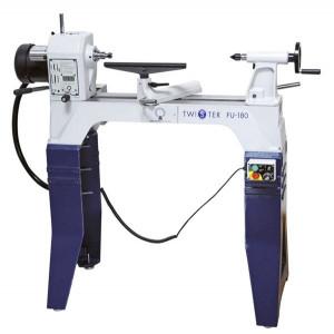 Drechselbank Twister FU-180, Standmodell, 230 Volt
