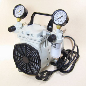 Industrie-Vakuumpumpe, 230 Volt