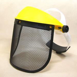 Gesichts Vollschutz-Schild Gitter