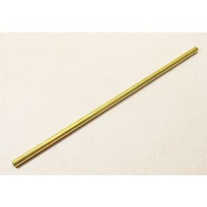 Messinghülse 7x254 mm Stange, 1 St.