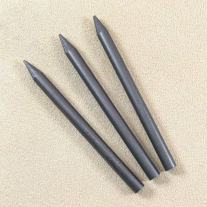 Minen für Fall-M schwarz 3er Pack, 5,6 mm