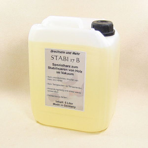 D&M Stabi 17 B Vakuumharz, 5 Liter