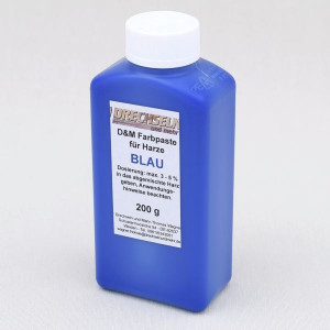 D&M Farbpaste D BLAU, 200 g