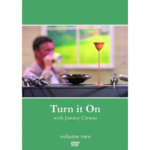 Turn it on Vol.2, Jimmy Clewes DVD englisch, ca. 120 Min.