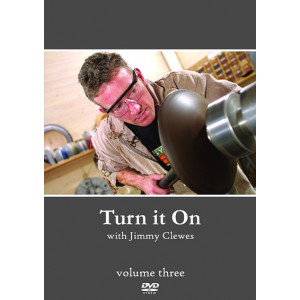 Turn it on Vol.3, Jimmy Clewes DVD englisch, ca. 120 Min.