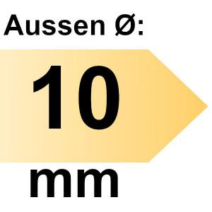 FAMAG Holzspiralbohrer HSS-G 10,0 mm