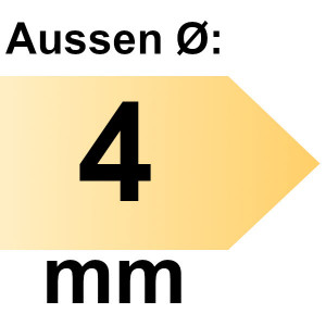 FAMAG Vorbohrer 4 mm