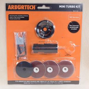 Arbortech Mini-Turbo Frässcheiben-Set