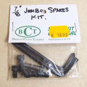BCT Ersatzteilsatz 22 mm