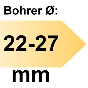 FAMAG Tiefenanschlag Führungsbuchse I-Ø 10 mm einzeln, für Bohrer-Ø 22 - 27 mm