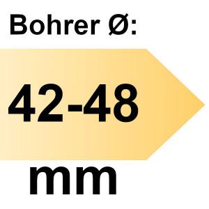 FAMAG Tiefenanschlag Führungsbuchse I-Ø 16 mm einzeln, für Bohrer-Ø 42 - 48 mm