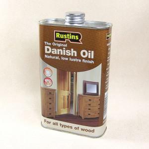 Rustin´s Danish Oil 500 ml