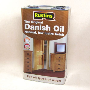 Rustin´s Danish Oil 5000 ml