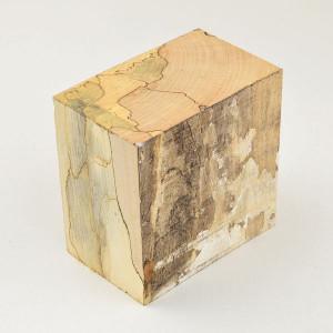 Klotz gestockte Buche, 100x150x150mm