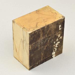 Klotz gestockte Buche, 70x130x130mm