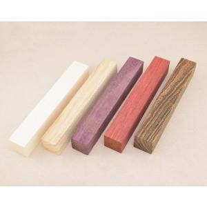 Pen-Blank Set 1, 5 Stück, 19 mm