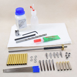 Schreibgeräte-Starterset Stab