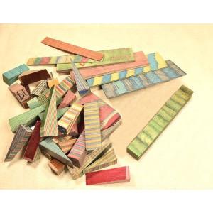 Pen-Blanks Dymondwood Mischpaket