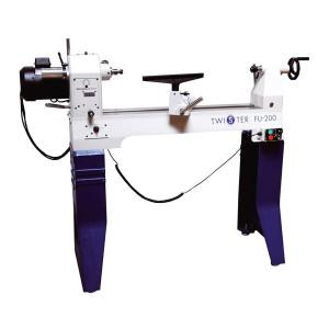 Drechselbank Twister FU-200, Standmodell, 230 Volt