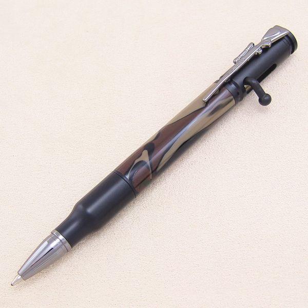 Repetier-Kugelschreiber-Bausatz Black Enamel