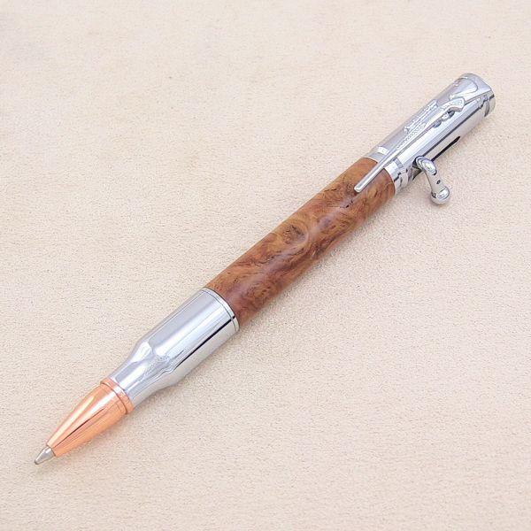 Repetier-Kugelschreiber-Bausatz chrom
